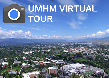 UMHM virtual tour-links to external site